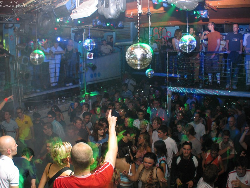 Prag Nachtclub